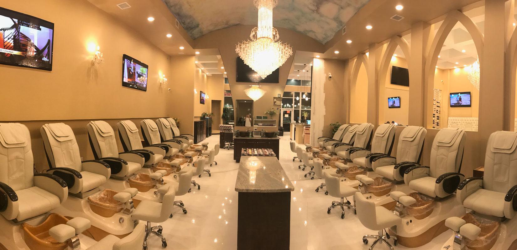 Nail Salon 79925 | D'Vine Nail Spa of El Paso, TX 79925